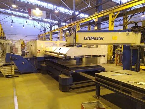 2D Laser TRUMPF TCL 3030 CLASSIC 2005