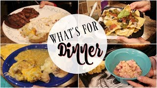 WHAT'S FOR DINNER   QUICK AFFORDABLE MEALS   THE WELDERS WIFE