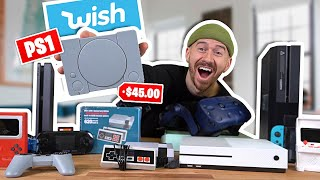 I Bought All The Gaming Consoles On Wish..