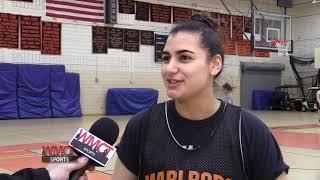 WMCT Sports: Player Profile - Nicole Galliac