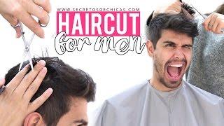 Haircut For Men Step By Step Tutorial | Patry Jordan