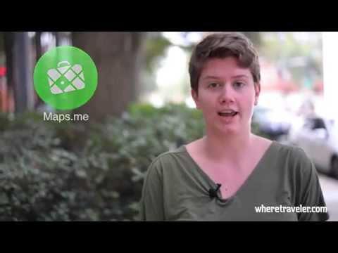 Maps.Me App Review