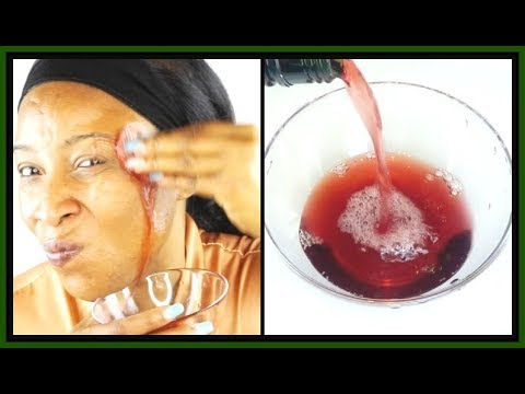 LOOK WHAT  HAPPENED WHEN I WASHED MY FACE WITH RED WINE |Khichi Beauty