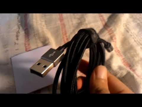 Unboxing Cabo USB BlitzWolf® BW-MC2 2.4A - BANGGOOD