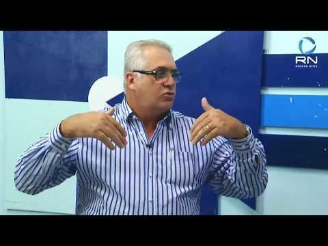 Brito do Incra fala sobre a regularização fundiária em RO.  - Gente de Opinião