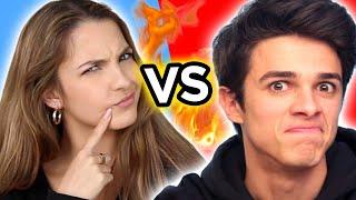 Brent Rivera VS Lexi Rivera Ultimate SIBLING CHALLENGE Compilation