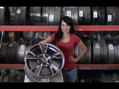 Factory Original Lexus GS 460 Rims & OEM Lexus GS 460 Wheels – OriginalWheel.com