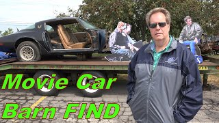 Best Barn Find 39 years in Making- - Steve McQueen Car From the Hollywood Movie THE HUNTER