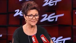 """Jolanta Kwaśniewska w programie """"Gość Radia ZET"""". Podsumowała Agatę Dudę dwoma zdaniami"""