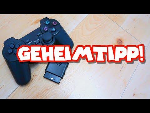 Kabellose PS2 Controller?!