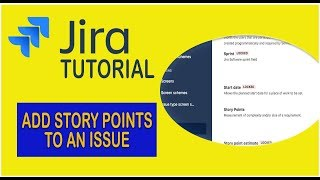 How to Add Story Points To The Issue - Jira Basics [2020]