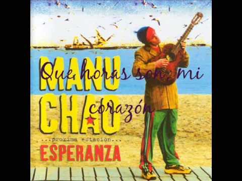 Manu Chao-Me gustas tu Lyrics