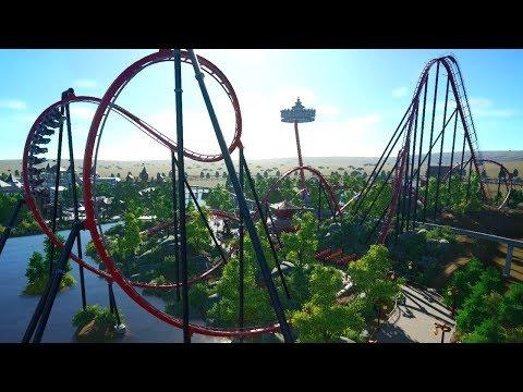 Let's Play Planet Coaster - Globe Explorer Episode 18 - Park Opening & Full Tour