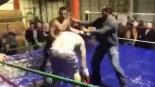 Бой за титул чемпиона  г. Сиэтла штат Вашингтон 2016-2017 г. BOYKO VAS SAGAN VS IGOR TROL