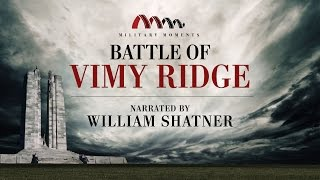 William Shatner | Battle Of Vimy Ridge