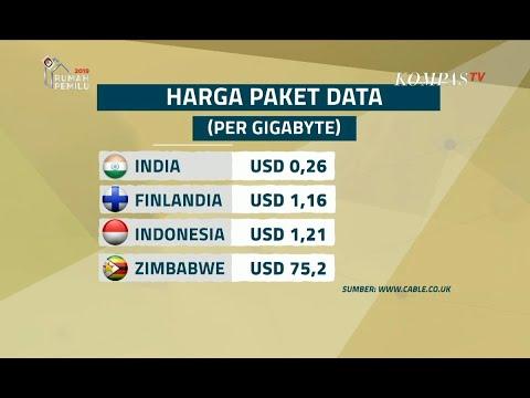 Paket Data Internet Indonesia Mahal? Ini Faktanya …