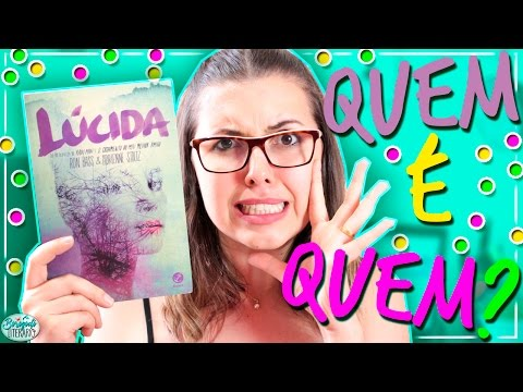 Lúcida | Resenha | por Borogodó Literário