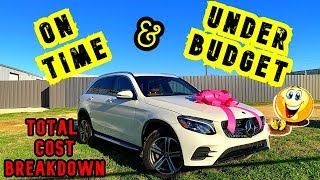 Rebuilding My Wife's New 2019 Mercedes How Much $ Did I Save? Part 5