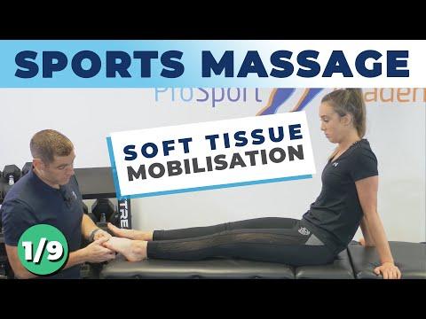Sports Massage Tutorial - Soft Tissue Mobilization Techniques For Every Patient & Elite Athletes