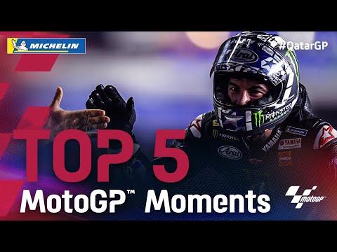 MotoGP 2021 第1戦カタールGP 決勝レースのハイライト動画
