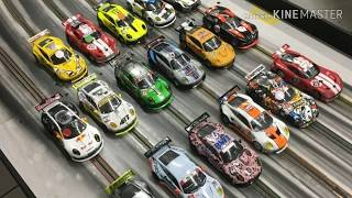 WARM UP - GT 3 - 1/24  DG SLOT PRODUCTS / SCALEAUTO