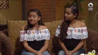 Conversando con Cristina Pacheco - Las hermanas García