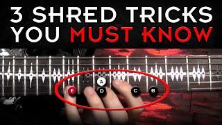 تحميل اغاني 3 Best Shred Tricks | How To Play Fast Neoclassical Licks! MP3