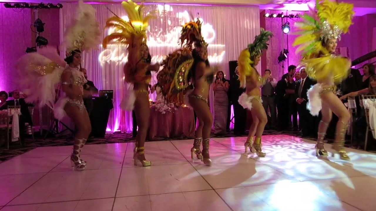 Hire Rio Brasil Samba Samba Dancer In Los Angeles