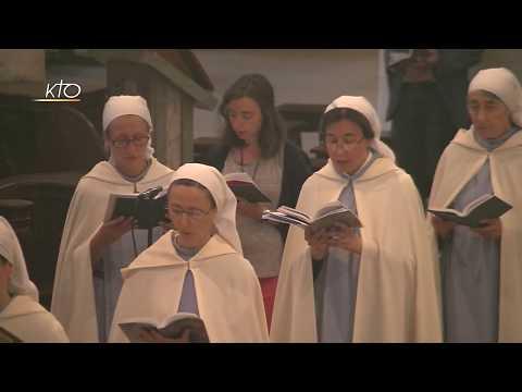 Vêpres et messe du 17 juin 2017
