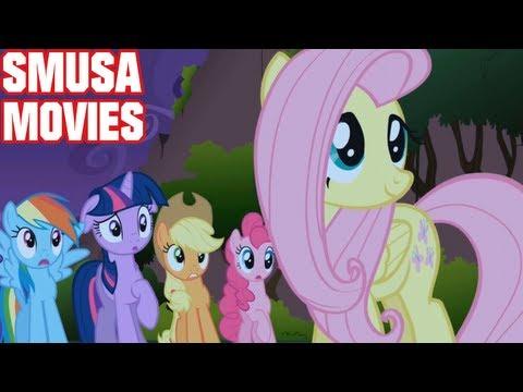 MLP FIM CZ PARODY 6-My Little Pony CZ Parody S01 E02 část 2/4