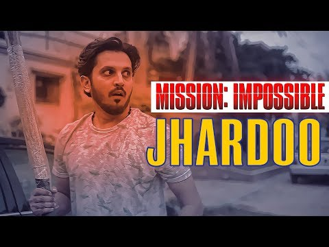 MISSION IMPOSSIBLE - JHARDOO | Karachi Vynz Official