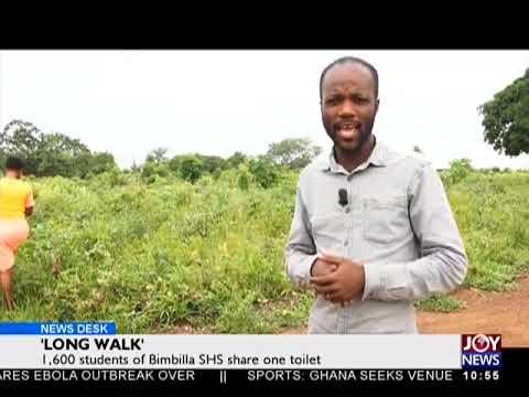 'Long Walk' - News Desk on JoyNews (25-7-18)