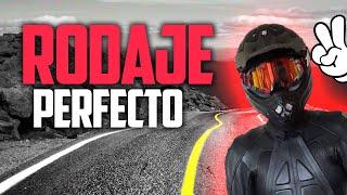 CÓMO Hacer El RODAJE - 5 CONSEJOS Para ASENTAR El MOTOR