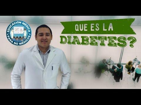 Sangre en una clínica de la diabetes