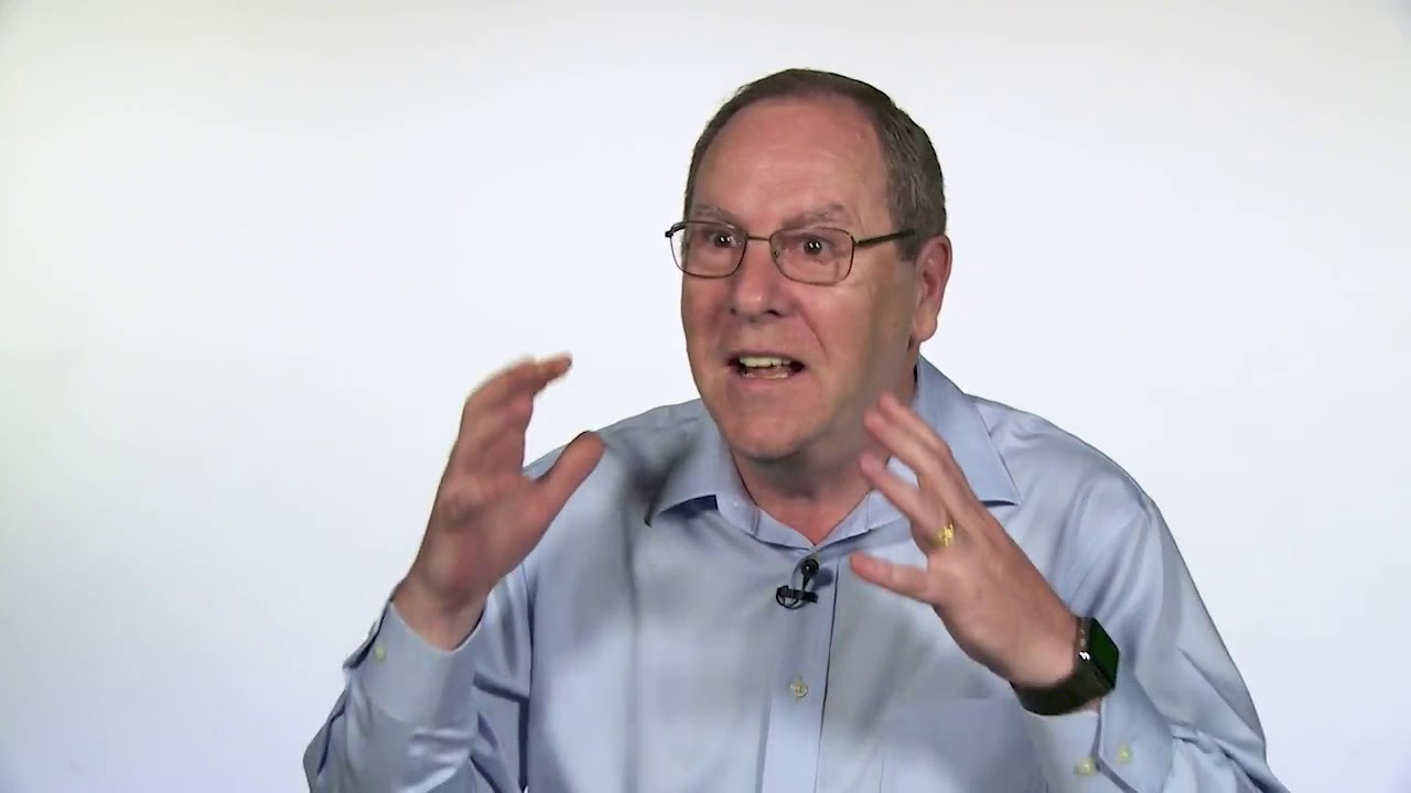 Video: How do you change from being a reactive cost center to a pro-active creation group?