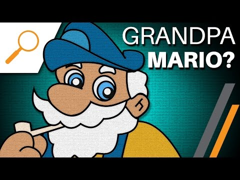 7 Grand Dad Is CANON? (Super Mario Bros) - SwankyBox - Video
