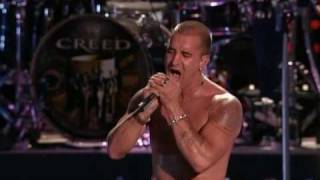 Creed - One Last Breath (live 2009)