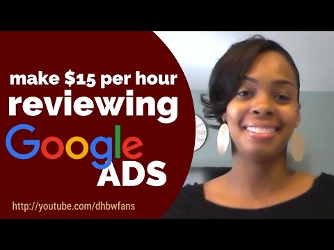 Hiring 1,000+ Part-Time Raters To Review Google Ads ( Non Phone)