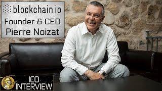 Blockchain.io - Bitcoin & Cryptocurrency Exchange ICO