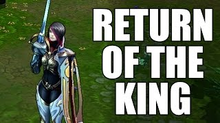 League of Legends : Return of the King