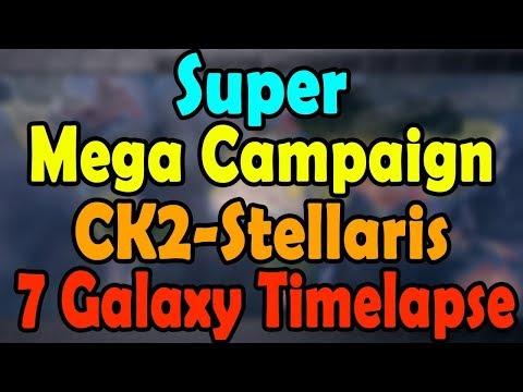 DOWNLOAD: CK2-HOI4 Mega Campaign Timelapse 769-1945 Mp4, 3Gp