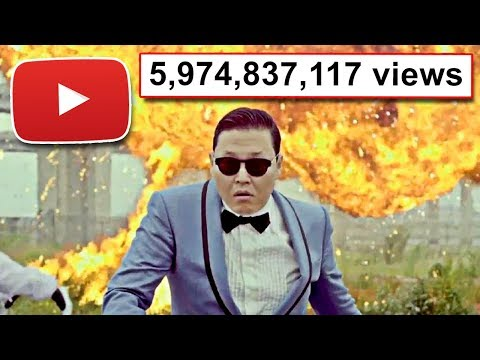 Top 10 Most Viewed Videos On YouTube