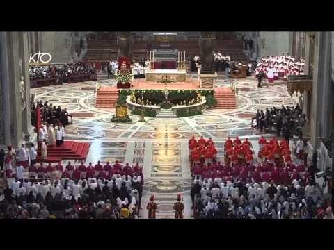 Proclamation de l'Année sainte de la Miséricorde et Vêpres