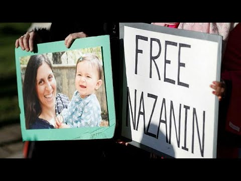 Jailed British-Iranian mother