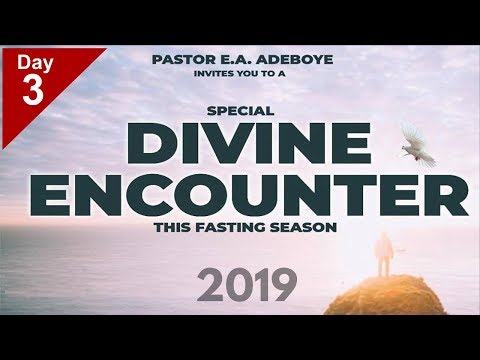 RCCG Special DIVINE ENCOUNTER 2019 #Day3
