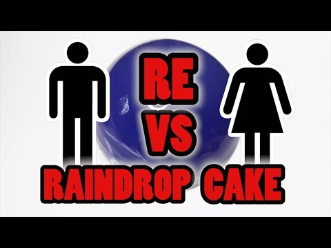 Raindrop Cake – RE-VS Episode #1