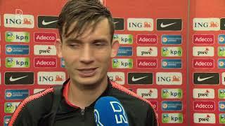 De Roon speelde een uur met Oranje tegen Noord-Ierland: 'Een logische aanvallende wissel'