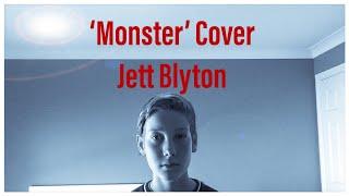 Monster   Cover (Gabbie Hanna)