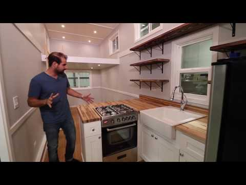 Titan Tiny Homes - Tiny House For Sale