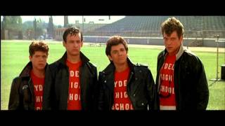 GREASE 2- Back to School again (full song with lyrics)
